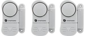Mini Alarme SC07 - 3 Stück Tür-/ Fensteralarm Smartwares®
