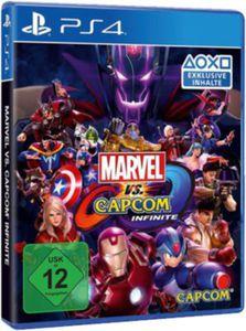 PS4 Marvel vs Capcom Infinite