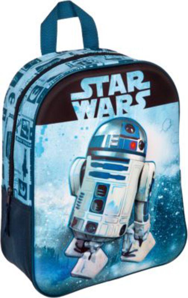 3D Kinderrucksack Star Wars