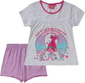 Trolls Schlafanzug Gr. 104/110 Mädchen Kleinkinder