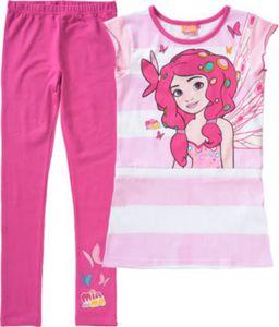 Mia&Me Kinder Set T-Shirt & Leggings Gr. 104/110 Mädchen Kleinkinder