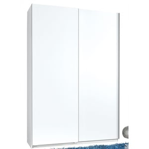 Kleiderschrank Star Alpinweiß Nachbildung  ca. 126 x 190 x 60 cm