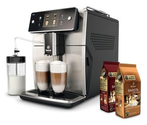 Xelsis SM7683/00 Kaffeevollautomat (inkl. Gratis-Kaffee)
