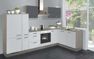 HARDi - Einbauküche IP4050 in weiß Hochglanz