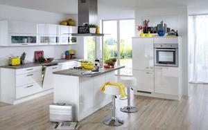 HARDi - Einbauküche Focus in weiß