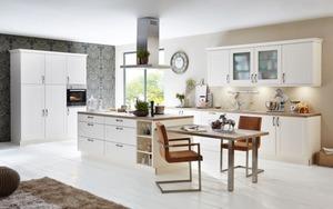 Nolte-Küchen - Einbaukueche Windsor Lack in magnolia