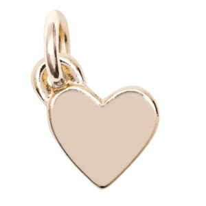 Anhänger Herz gold 10mm