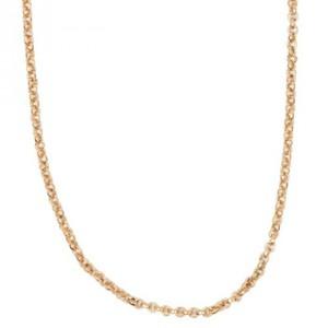 Gliederkette goldfarbig 70cm