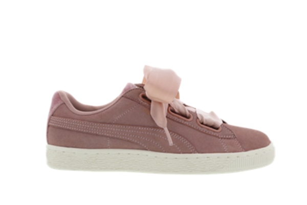 puma basket schuhe damen heart