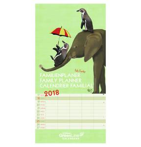 Fab Funky Kalender 2018