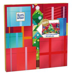 RITTER SPORT             Pop-Up Adventskalender
