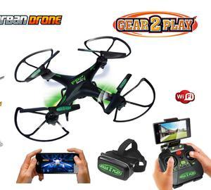 """""""GEAR2PLAY"""" FPV Urban Drone"""