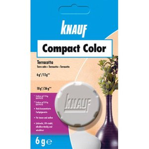 Knauf Compact Color Terracotto 6 g
