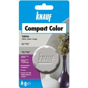 Knauf Compact Color Schiefer 6 g