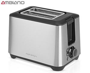 AMBIANO Edelstahl-Toaster