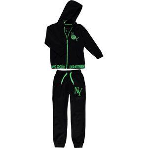 Kinder Jogging Anzug mit Kapuze