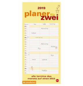 Planer für zwei 2018