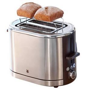 """WMF             Toaster """"0414090011"""", 7 Bräunungsstufen, integrierter Brötchenaufsatz, 900 Watt"""