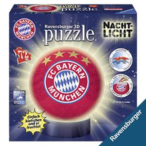 Nachtlicht Puzzleball FC Bayern München ab 6 Jahren