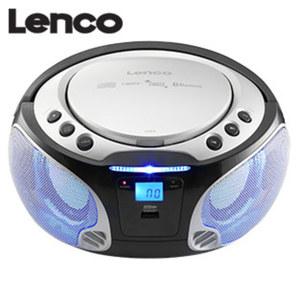 Bluetooth®-Stereo-CD-Radio SCD-550SI • CD-Player, MP3, FM-Radio • USB-/Aux-Anschluss • Netz- oder Batteriebetrieb