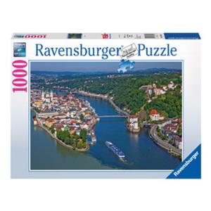 Ravensburger Puzzle, Sondermotiv Passau, 1.000 Teile