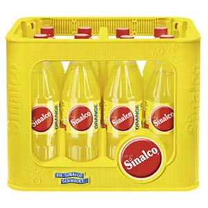 Sinalco Cola* oder Limonaden (*koffeinhaltig), versch. Sorten, 12 x 1 Liter, jeder Kasten
