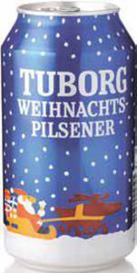 Tuborg Weihnachts- Pilsener