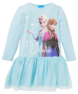 Disney Frozen - Kleid - Meshrock