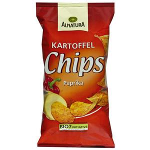 Alnatura Bio Kartoffelchips Paprika 1.35 EUR/100 g