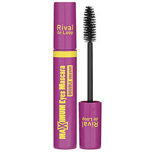 Rival de Loop Maximum Eyes Double Volume Mascara 24.54 EUR/100 ml