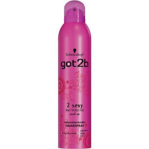 Got2b 2 Sexy Big Volume push up volumisierendes Haarspray 9.97 EUR/1 l