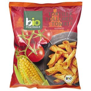 Bio Zentrale Bio Tortilla Röllchen Tomate 1.43 EUR/100 g