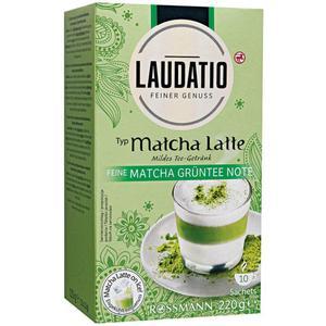 Laudatio mildes Tee-Getränk Typ Matcha Latte 0.68 EUR/100 g