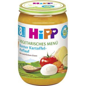 HiPP Bio Vegetarisches Menü Bunter Kartoffel-Auflauf 0.57 EUR/100 g (6 x 220.00g)