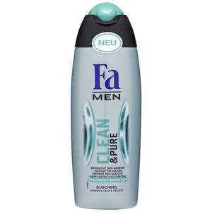 Fa Men Duschgel Clean & Pure 0.50 EUR/100 ml