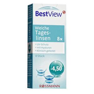 Best View weiche Tageslinsen -4,50