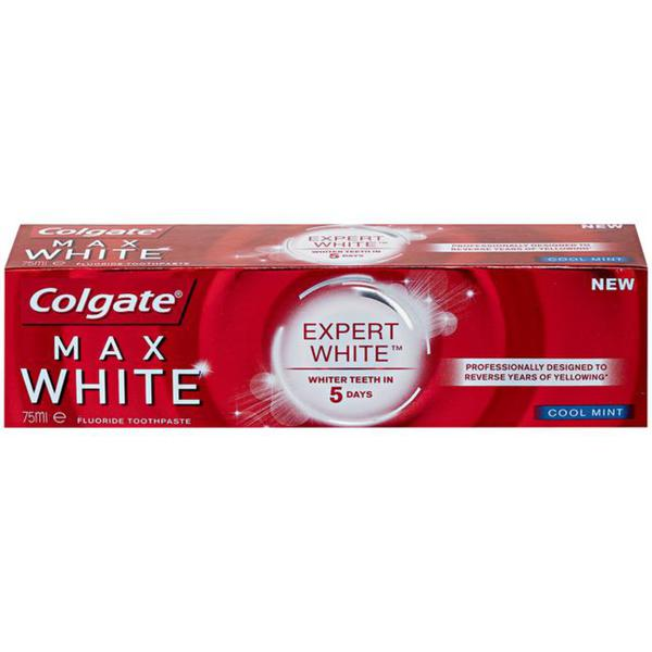 Colgate Max White Expert White Zahncreme cool Mint 6.65 EUR/100 ml