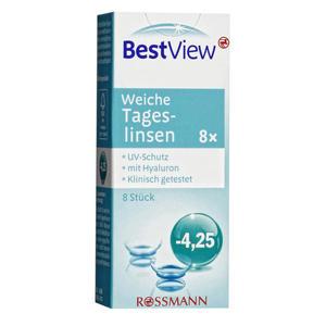 Best View weiche Tageslinsen -4,25