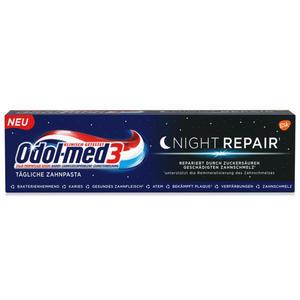 Odol med3 Night Repair tägliche Zahnpasta 2.65 EUR/100 ml