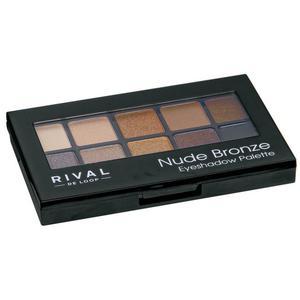 Rival de Loop Eyeshadow Palette 03 nude bronze