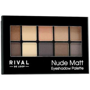 Rival de Loop Eyeshadow Palette 01 nude matt