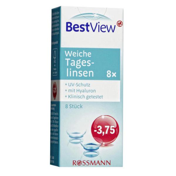 Best View weiche Tageslinsen -3,75