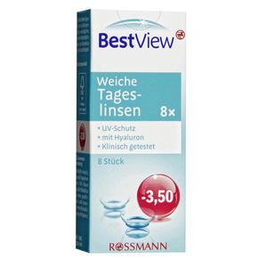 Best View weiche Tageslinsen -3,50
