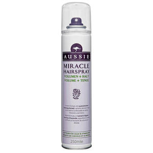 Aussie Miracle Haarspray Volumen + Halt 2.00 EUR/100 ml