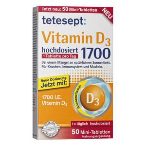 tetesept Vitamin D3