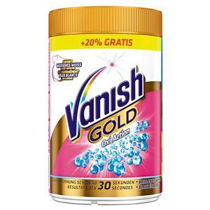 Vanish Gold Oxi Action Fleckentferner 7.48 EUR/1 kg