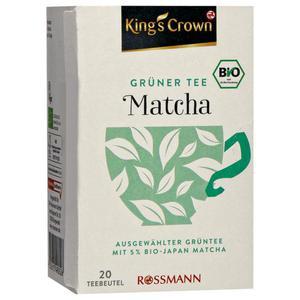 King´s Crown Bio Grüner Tee Matcha 6.63 EUR/100 g