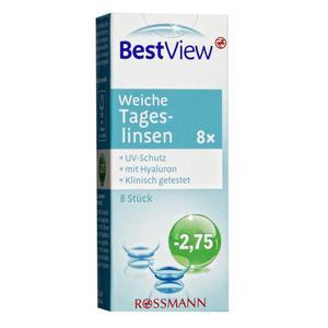 Best View weiche Tageslinsen -2,75