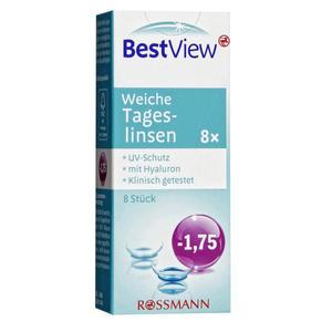 Best View weiche Tageslinsen -1,75