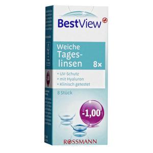 Best View weiche Tageslinsen -1,00